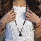 Self-Control Mala - Mala Beads Meditation Accessories and Yoga Jewelryby Tiny Devotions