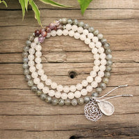 Unveil Truth Mala Bead Necklace