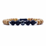 Inner Strength Mala Bead Bracelet - Tiny Devotions Gemstone 108 Mala Beads Intentional Jewelry