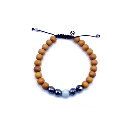 Confidence Mala Bead Bracelet - Mala Beads Meditation Accessories and Yoga Jewelryby Tiny Devotions