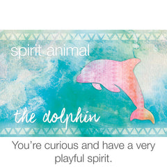 The Dolphin by Tiny Devotions