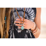 Truth Seeker Mala by Katie Brauer - Tiny Devotions Gemstone 108 Mala Beads Intentional Jewelry