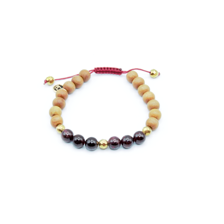 Balance Mala Bracelet - Mala Beads Meditation Accessories and Yoga Jewelryby Tiny Devotions