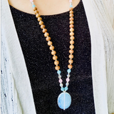 Joy Mala - Mala Beads Meditation Accessories and Yoga Jewelryby Tiny Devotions