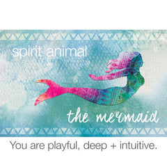 The Mermaid by Tiny Devotions