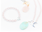 Rose Quartz Limitless Bracelet