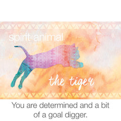 The Tiger by Tiny Devotions