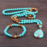 My Serenity Mala Bundle - Tiny Devotions Gemstone 108 Mala Beads Intentional Jewelry