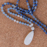 Discover Mala Necklace - Mala Beads Meditation Accessories and Yoga Jewelryby Tiny Devotions
