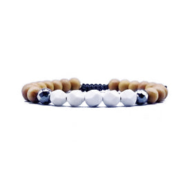 Prosperity Kids Mala Bead Bracelet - Tiny Devotions Gemstone 108 Mala Beads Intentional Jewelry