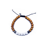 Prosperity Mala Bead Bracelet - Tiny Devotions Gemstone 108 Mala Beads Intentional Jewelry