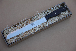Brødkniv - African Blackwood og Messing