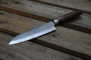 Santoku - Australian Blackwood og Messing