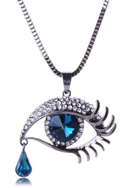 Angel Tear Long Necklace