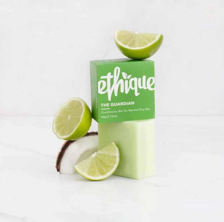 Ethique Hair Care – The Guardian (Conditioner Bar for Dry, Damaged, or Frizzy Hair)