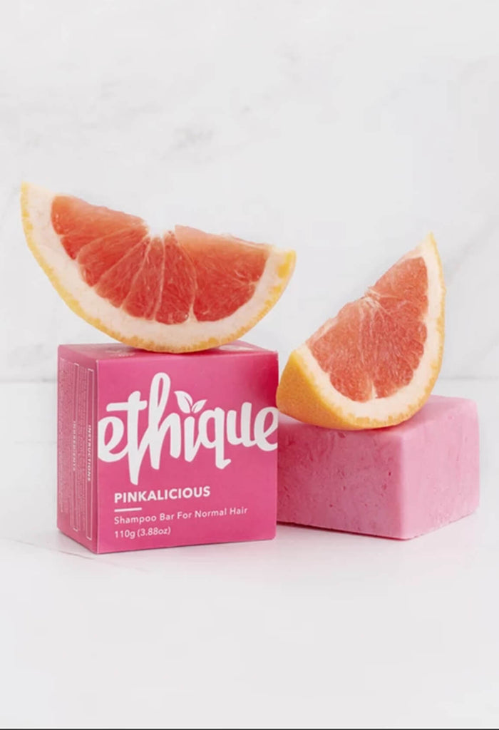 Ethique Pinkalicious Shampoo bar for normal hair