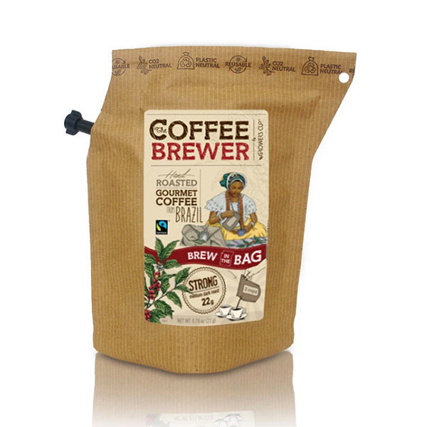 Grower's Cup Coffeebrewer – Brazil (7 Pcs)