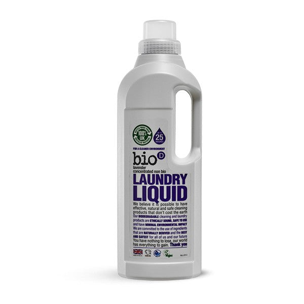 Bio-D® Concentrated Non Bio Laundry Liquid with Lavender (1L)