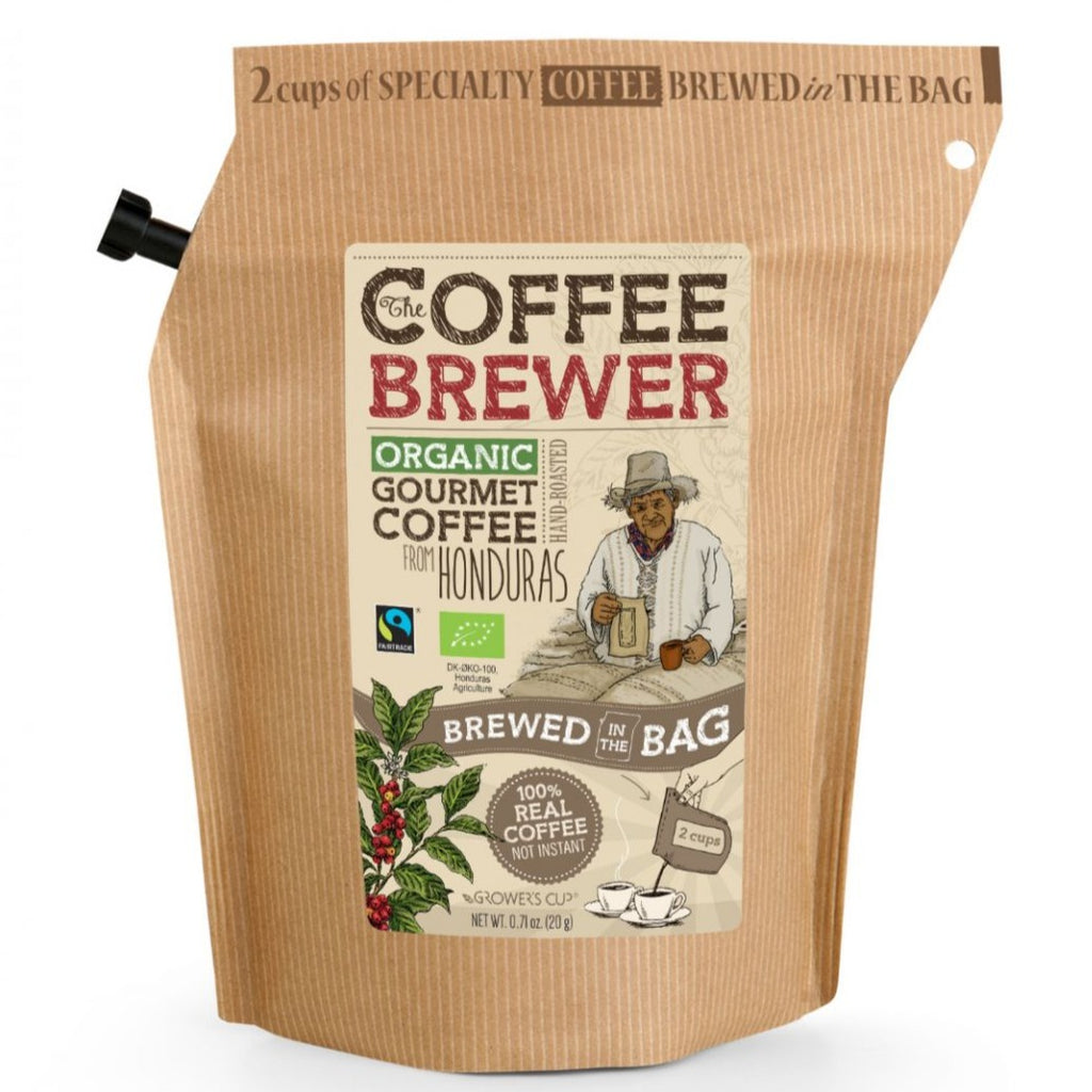 Grower's Cup Coffeebrewer – Honduras Organic (7 Pcs)