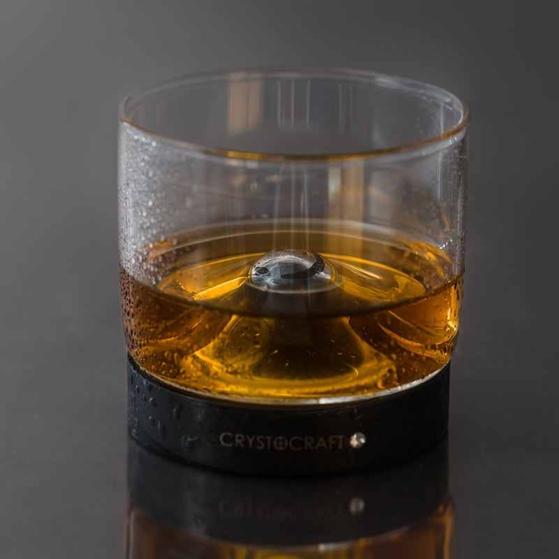 COOL MOUNTAIN Whiskey Glass