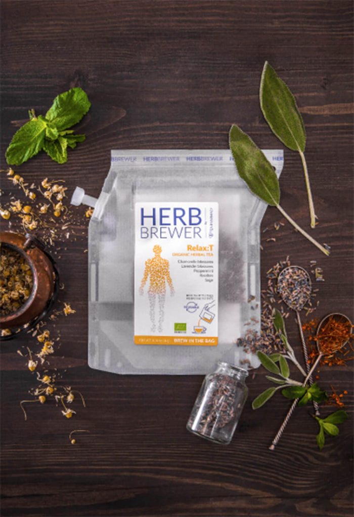 Tea Pharmacy Organic Herb Tea – Relax