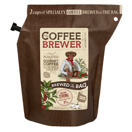 Grower's Cup Coffeebrewer – Colombia (7 Pcs)