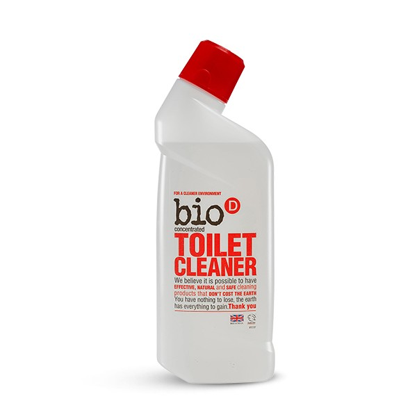 Bio-D® Concentrated Toilet Cleaner (750ML)