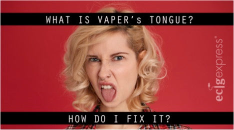 What is Vapors Tongue?