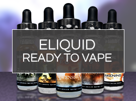 ELiquid Ready To Vape