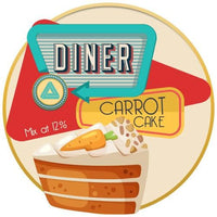 Carrot Cake by DINER