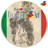 FlavourArt flavors: Black Fire Tobacco