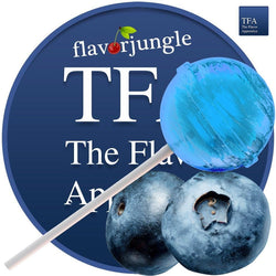 The Flavor Apprentice (TFA Flavors): Blueberry Candy