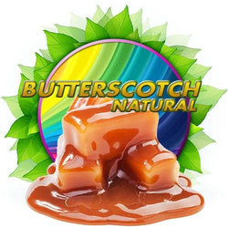 Flavor West flavors: Natural Butterscotch