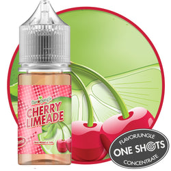 Cherry Limeade One Shots