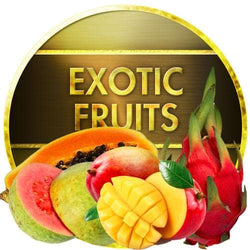 Exotic Fruits  by Inawera