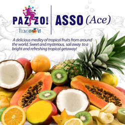 FlavourArt Flavors: Asso (Ace) PAZZO Collection