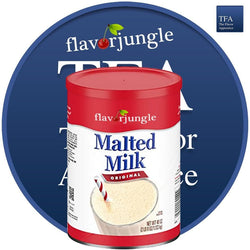The Flavor Apprentice (TFA Flavors): Malted Milk