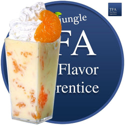 The Flavor Apprentice (TFA Flavors): Orange Cream