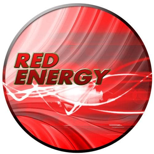 Red Energy by Flavor West