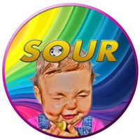 Flavor West flavors: Sour