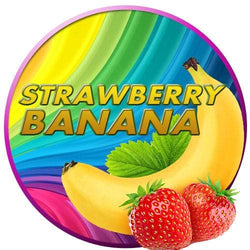 Flavor West flavors: Strawberry Banana