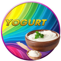 Flavor West flavors: Yogurt