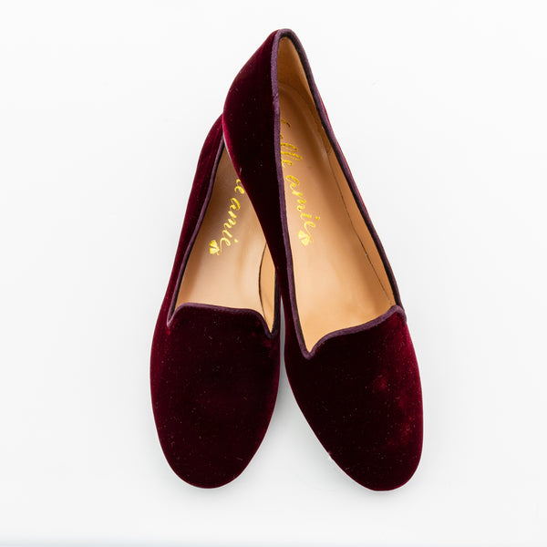 SAMTLOAFER BORDEAUX