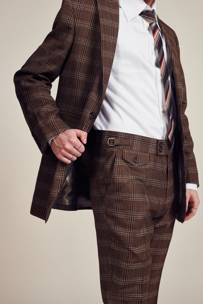 Carret British Classic Suit