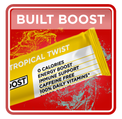 Built Boost Tropical Twist