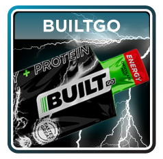 BUILTGO Energy plus Protein pack