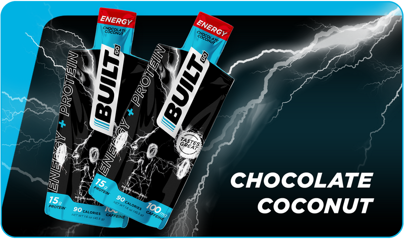 BuiltGO Chocolate Coconut