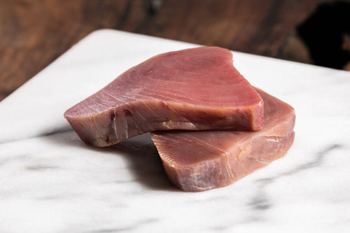 Ahi Tuna Steaks