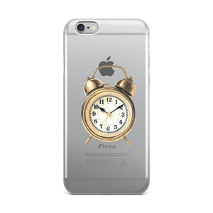 C is for Clock,iPhone Case
