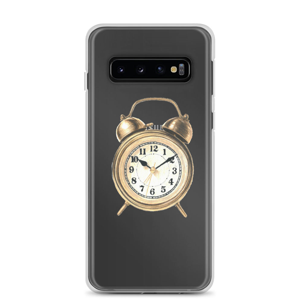 C is for Clock Samsung Case